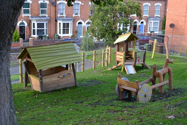 Worcester, Fort Royal Hill Play Area - 9/10