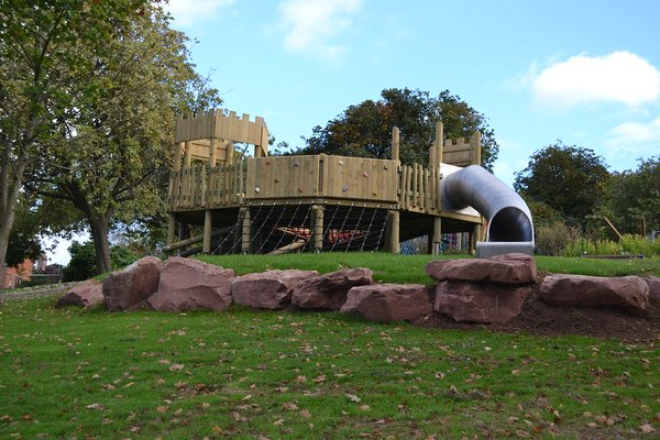 Worcester, Fort Royal Hill Play Area - 0/10