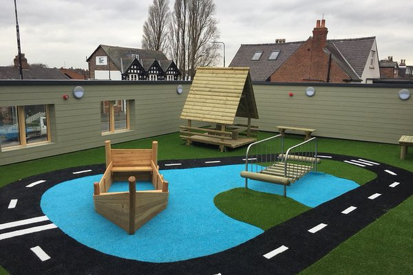 Altrincham Roof Top Playground - 0/3