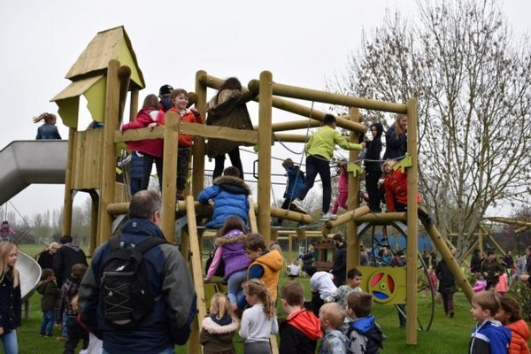 Crowmarsh Play Area, Oxfordshire - 0/5